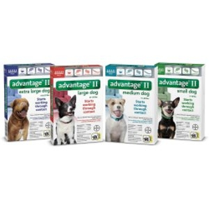 $3.00 Off a 4-Pack of K9 Advantage II