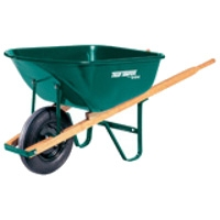 Ames® 6-cu.ft. Steel Wheelbarrow Now $89.99