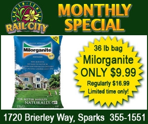 Save $7 on 36lb. Milorganite