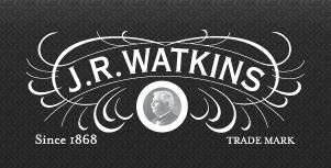 We now Carry J.R. Watkins Products!