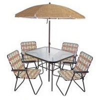 Lava Outdoor Furniture 6pc. Patio Set Only $79.88