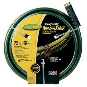 Green Thumb NeverKink Heavy-Duty Garden Hose