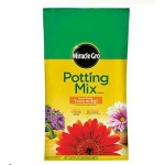Scotts Organic Group Miracle-Gro Premium Potting Mix, 1-Cu. FT. Image