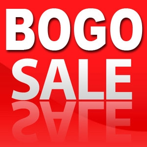 BOGO Memorial Weekend Paint Sale