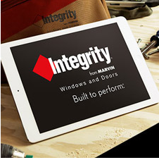 Enter to Win an iPad Air from Marvin Integrity