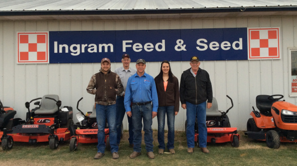Ingram Feed team