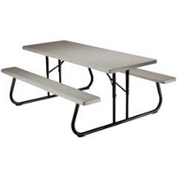 6' Folding Picnic Table Now $149.99