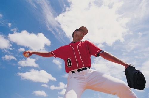 Baseball Day Image