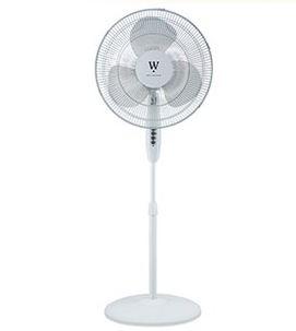 Westpointe 3-Speed Stand Fan Now $17.99
