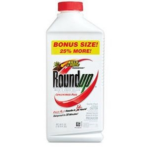 Round Up Weed & Grass Killer Plus Now $21.97