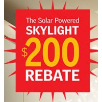 $200 Rebate Available with Purchase from VELUX