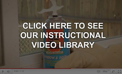 Visit our Instructional Video Library