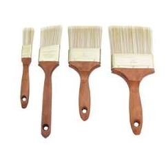 4 pc. Paint Brush Set For $2.97