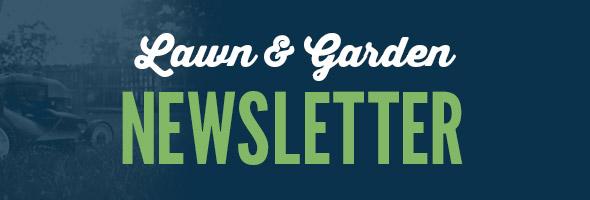 Lawn & Garden Newsletter
