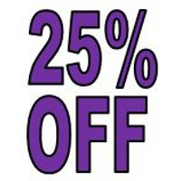 25% Off All Patio Furniture