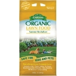 Espoma Organic Summer Lawn Food 5,000M now $22.99