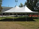 20X30 Pole Tent/Canopy