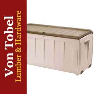 Save $20 on Deck Box with Seating