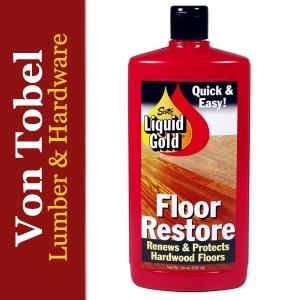 Save $5 on Liquid Gold Floor Restore