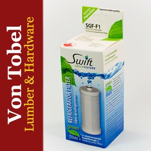Save 10% on Swift Green Refrigerator Water Filters