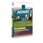 Agway Greenlawn Fall Weed Control & Fert 5M $16.99