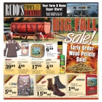 Big Fall Sale