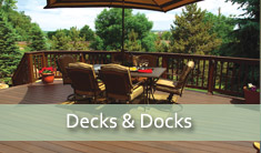 decks and docks