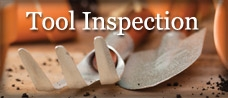 Tool Inspection
