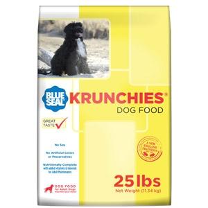 Ingredients In Blue Seal Dog Food