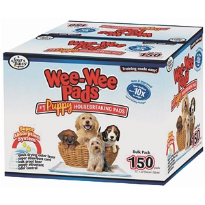 web weeweepads If you are using papers or wee wee pads, place them in the same designated ...