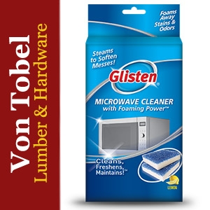Save $1 on Glisten Microwave Cleaner