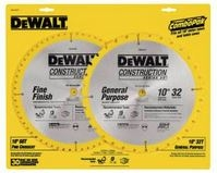 $32.59 For 2pk Carbide Saw Blade