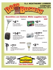 Doorbuster Savings
