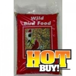Wild Bird Food 20 lb. now $6.99