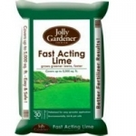 Jolly Gardener Fast Acting Lime 30 lb. now $10.99