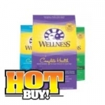Select Wellness Dog Food 30 lb. now $46.99