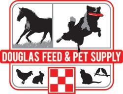 Douglas Feed & Pet Supply Logo