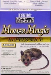 Bonide Mouse Magic Repellent 4-Pack Just $4.99