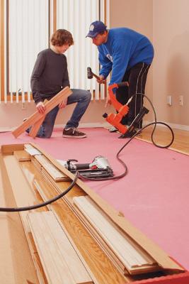 Renting Floor Refinishing Equipment For The DIYer Vestal - Hardwood floor rental equipment