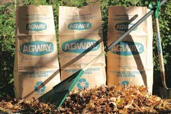 Agway Lawn & Leaf Bags 5-Pack Only $1.99