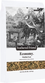 Feathered Friend Economy Bird Seed Mix 30lb $10.99