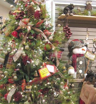 Plymouth Nursery's Christmas Extravaganza