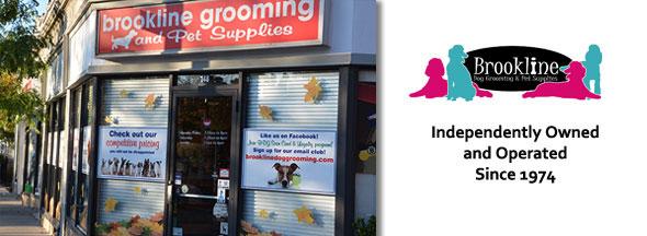 Brookline Grooming,