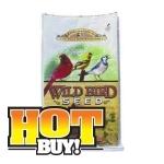 Wild Bird Seed 30 lb. now $11.99