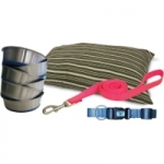 20% off Beds, Collars, Leashes & More w/ Purchase*