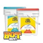 Select Tidy Cats Lightweight Litter 17lb. $14.99