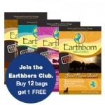 Your Choice Earthborn Dog Food 28 lb. for $44.99