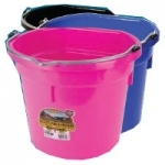 Select 20 qt. Flat Back Buckets now $6.99