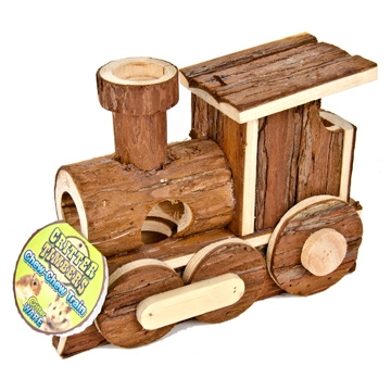 25% off Critter Timbers Chew-Chew Train