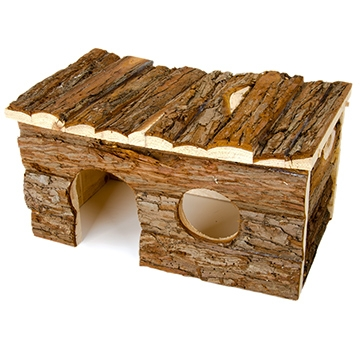 25% off Critter Timbers Large Bark Bungalow